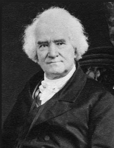 He would have become president. Philadelphia's only vice president, George Mifflin Dallas, one of the subjects of my master's thesis.