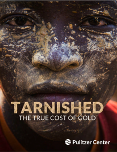 "The eBook ""Tarnished"" is available online from the Pulitzer Center for Crisis Reporting."