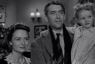 George Bailey's in trouble. With WIW, like Frank Capra's It's a Wonderful Life, the good guys won in the end.
